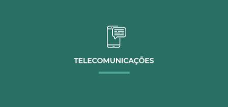 Slide Categorias - telecomunicações